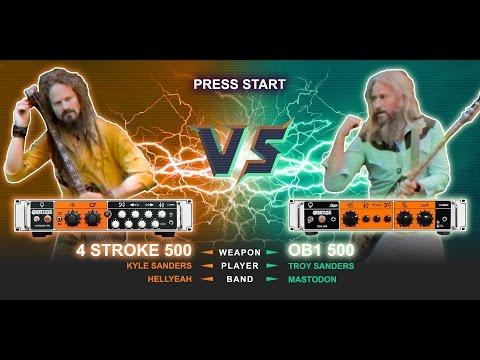 Mastodon Vs. Hellyeah in the Orange Amps Classic Video