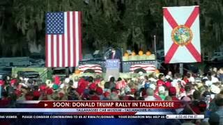 LIVE Stream: Donald Trump Rally in Tallahassee, FL 10/25/16 by : Right Side Broadcasting