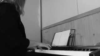 Stam1na - Murtumispiste (piano cover)