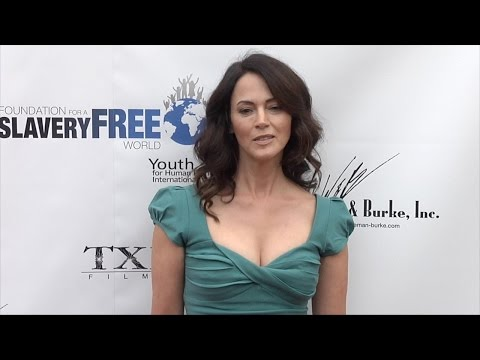 Joanna Going  Human Rights Hero Awards Red Carpet Arrivals
