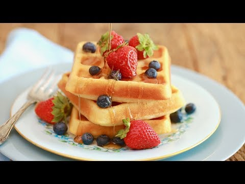 how-to-make-waffles-without-a-waffle-maker-video
