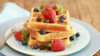 How to Make Waffles Without a Waffle Maker Video