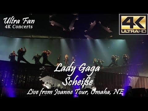 Lady Gaga - Scheiße Live from Joanne Tour Omaha, NE mp3