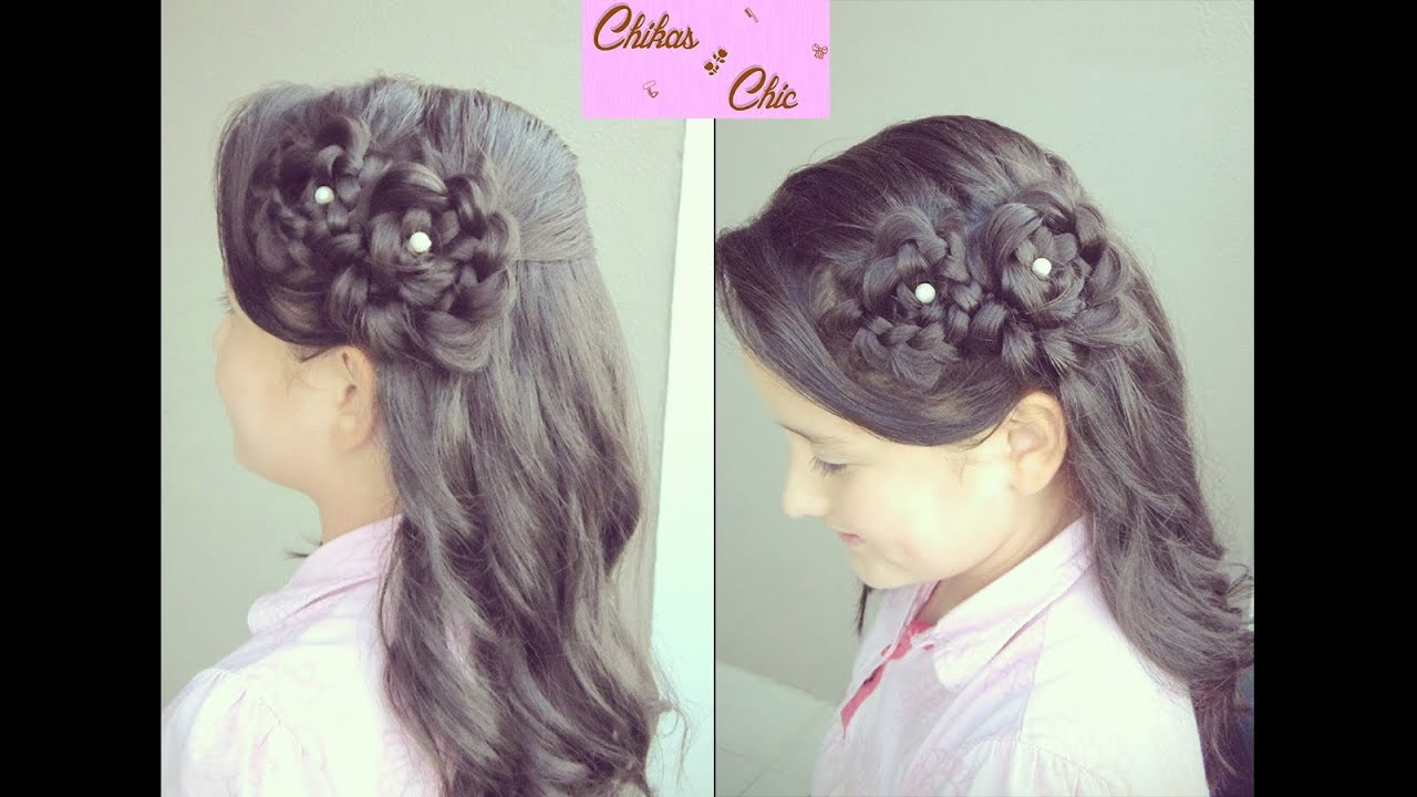 peinados de chica