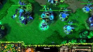 [Ifengcup]Sini (NE) vs Yumiko (HU) - G1 - WarCraft 3 - WC1164