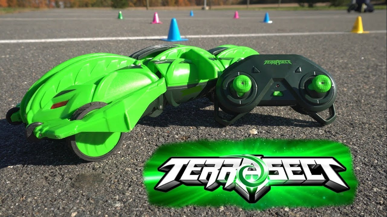 Remote Control RC TerraSect | Walmart TOP TOYS for 2018!
