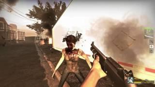 left 4 dead 2 zombie apocalypse the parish expert solo