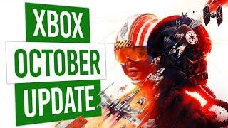 Xbox Update | Oct๐ber 2020