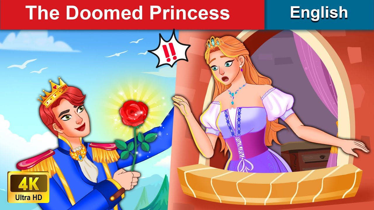 Download The Doomed Princess 👸 Bedtime stories 🌛 Fairy Tales For Teenagers | WOA Fairy Tales