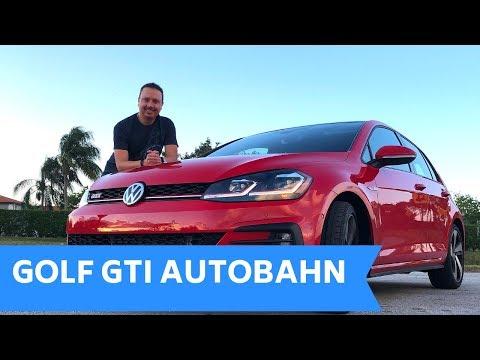 Volkswagen GOLF GTI 2019 AUTOBAHN | Sigue siendo el 👑rey de todos los Hatchs?