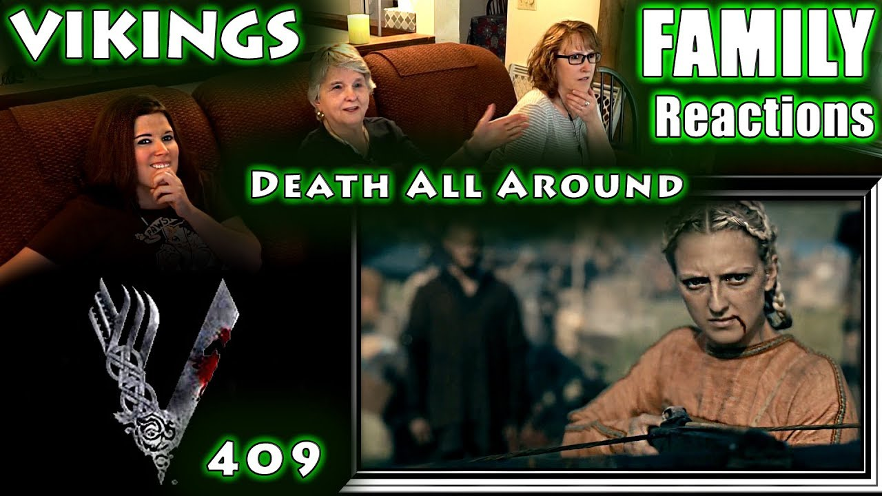 Download VIKINGS   409   Death All Round   FAMILY Reactions   Fair Use