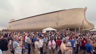 Noina arka rekonstruisana prema biblijskom opisu