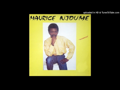 Maurice Njoume (Cameroon): Balong (1989)🎶🎤🎸🎧🎹