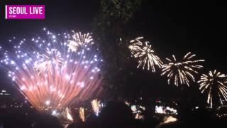 [LIVE] Fireworks Festival in Seoul / Фестиваль Фейерверков в Сеуле / 서울세계불꽃축제 2015