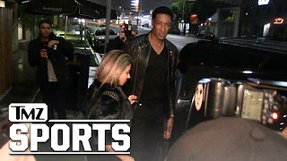 SCOTTIE PIPPEN & LARSA -- BACK TOGETHER...WITH HUGE DIAMOND RING | TMZ Sports