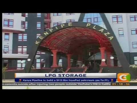 Kenya Pipeline newest  plan.