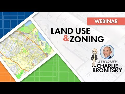 Land Use & Zoning Basics in California