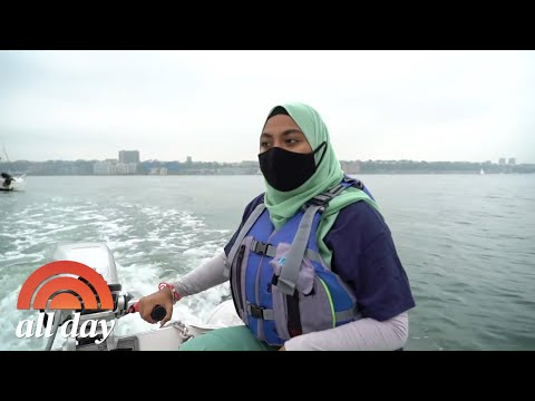 How Sail Academy Teaches Kids Science And Math On The Open Water | TODAY All Day