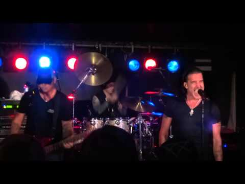 "Scott Stapp (The Voice of Creed) live - ""With Arms Wide Open"" Luxor Club Köln Cologne DE 28-04-2014"