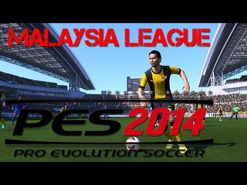 PES 2014 Malaysia Super League