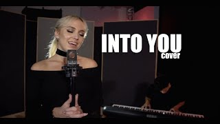 Ariana Grande - Into you (cover by Kimberly Fransens)
