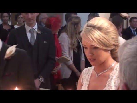 An Irish Wedding! Daily Vlog, March 11, 2016. NeenCrochet