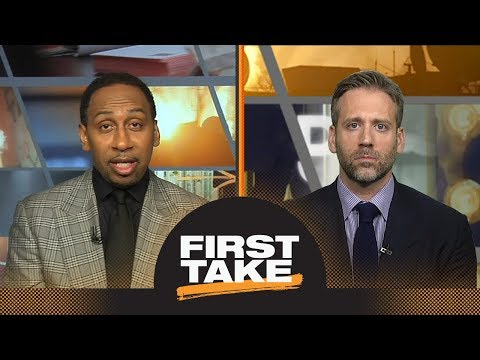 Stephen A. Smith: Boston Celtics are a 'process worth celebrating' | First Take | ESPN