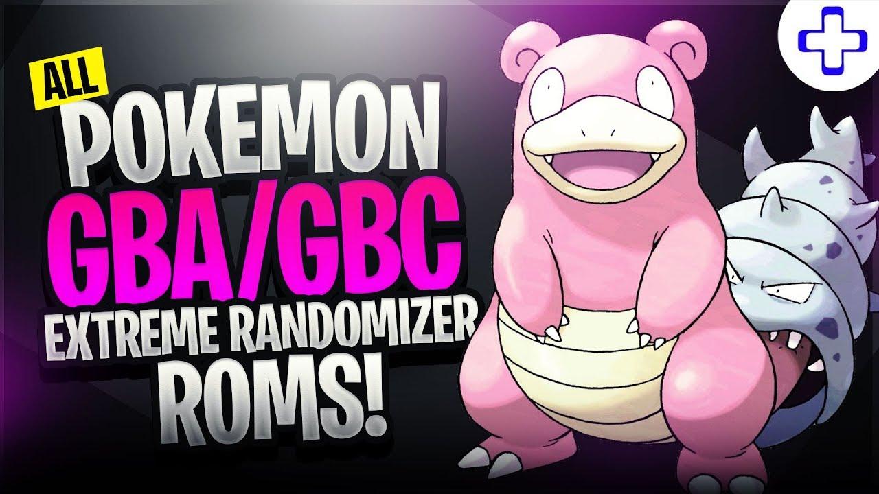 how to make a pokemon rom randomizer