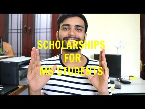 Scholarships For MS Students | MS in the US
