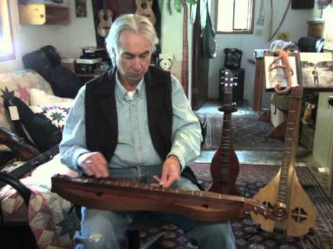 "Old Time Appalachian Dulcimer Lesson 1: ""Charlie He"