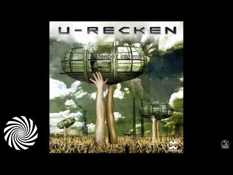 U-Recken - Blue Planetary Hand