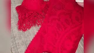 Комплект Izafa с широким бюстье-маечкой. Обзор от Moska - Нижнее белье оптом от производителя