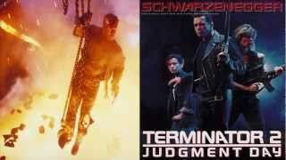 ♫ [1991] Terminator 2: Judgment Day | Brad Fiedel - 15 - ''Into The Steel Mill''
