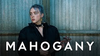 Billie Eilish - Party Favor (Acoustic) Mahogany Session