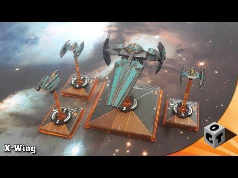 [DE] X-Wing - Welle 3 Übungsgefecht