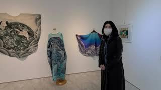 [쥬얼리&아트갤러리TV] 섬유예술가 탁유경 작가…