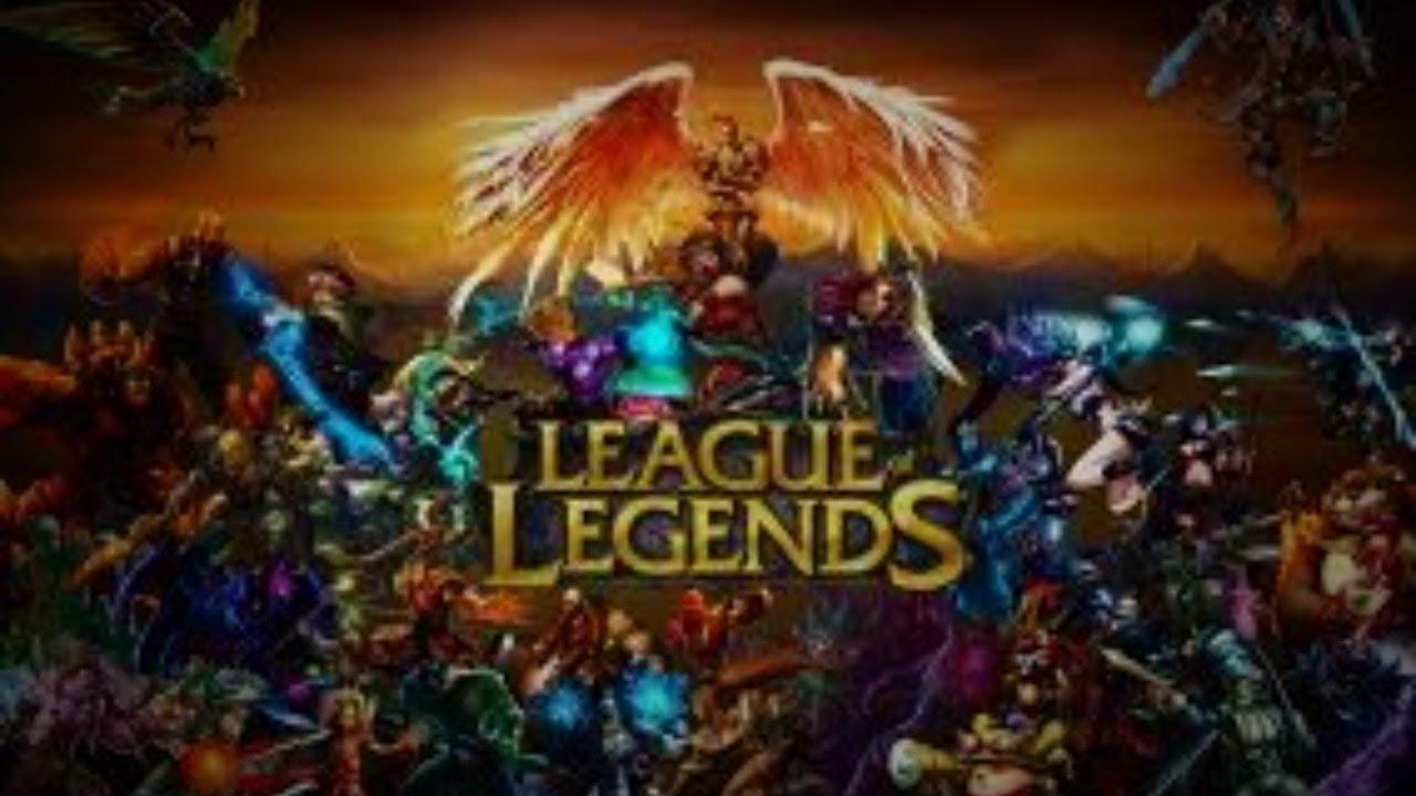 Astazi jucam league of legends cu abonatii  #Riot #LIVE