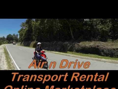 AirnDrive - Transportation Rental Network