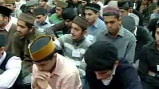 Gulshan-e-Waqfe Nau (Khuddam) Class: 8th November 2009 (Part 3)