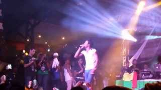 Romain Virgo - Cry Tears For You @ Live In Costa Rica, 2014