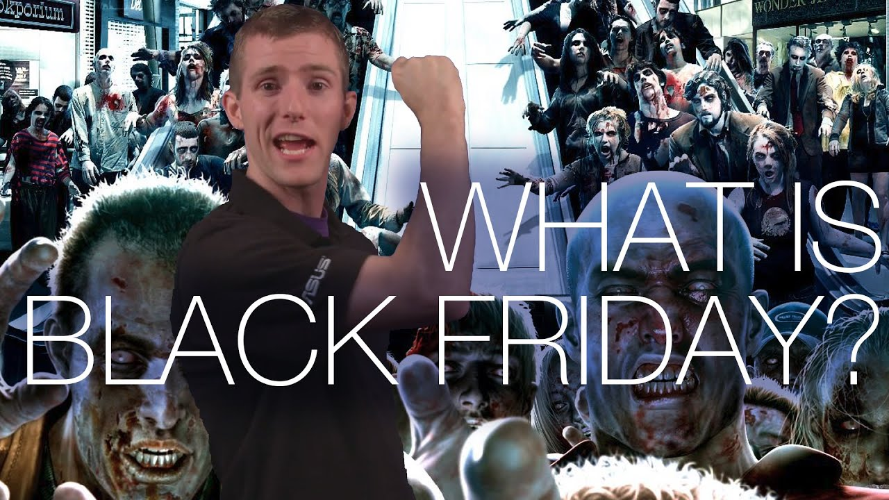 what is black friday explained youtube. Black Bedroom Furniture Sets. Home Design Ideas