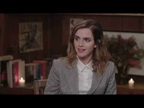 Emma Watson Interviews Author Rebecca Solnit