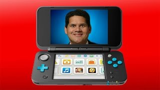 Reggie Explains Why The New 2DS XL Actually Exists