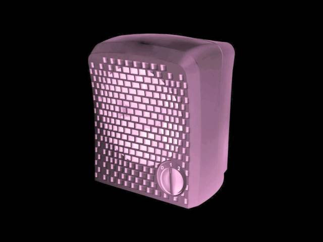 Air Purifier Ambient Fan Noise on Medium ( 12 Hours )
