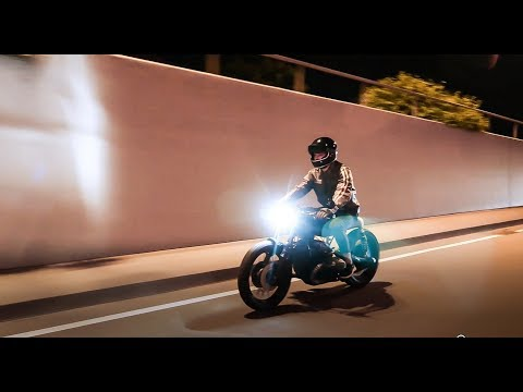 BMW R80 Cafe Racer -Nightrider- By CROOKED