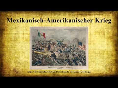 Mexikanisch-Amerikanischer Krieg