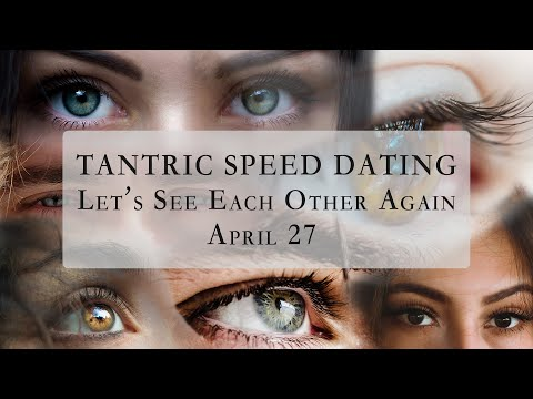 what happens at speed dating events