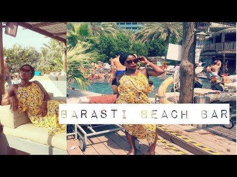 Barasti Beach Bar Dubai Vlog 2019 | Dubai Night Life | Best Dubai Hangout Spot | Dubai Marina