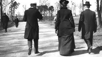 Helsingin kaduilla 1800- ja 1900- luvun vaihteessa