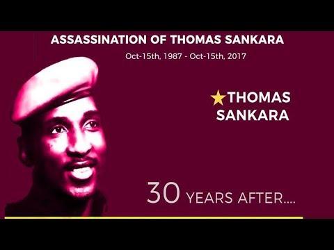 Thomas Sankara Commemoration